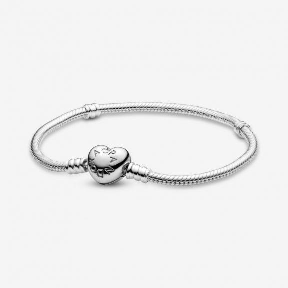 Pandora Armband Hjärtlås