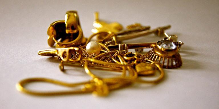 Vi köper ditt guld på Ateljé TeBoon i Nyköping