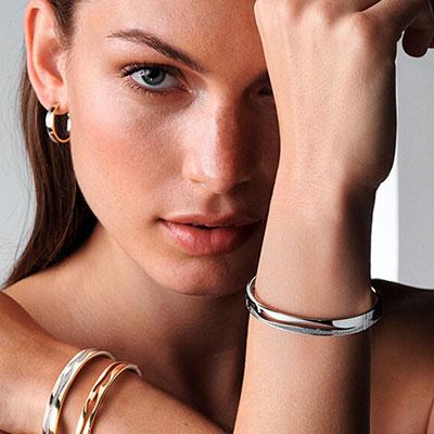 Handla Georg Jensen smycken på Atelje TeBoon - Stolt återförsäljare