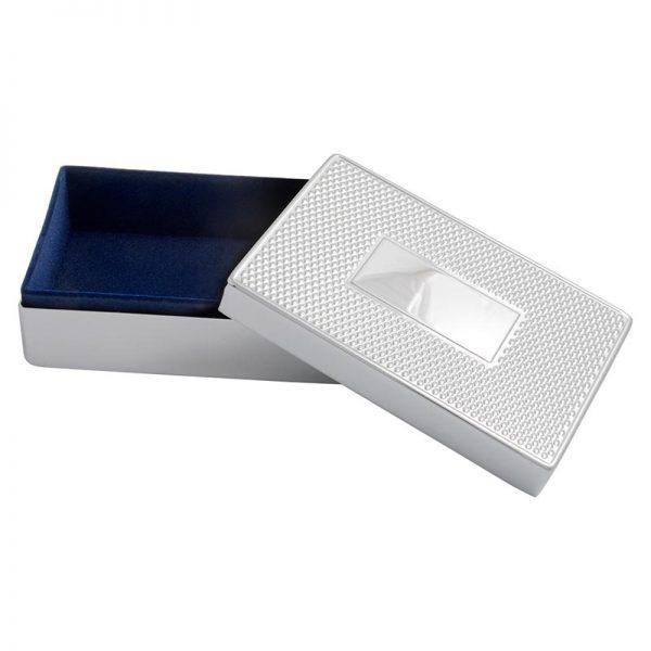 Dacapo Smyckeskrin nysilver - TeBoon.se