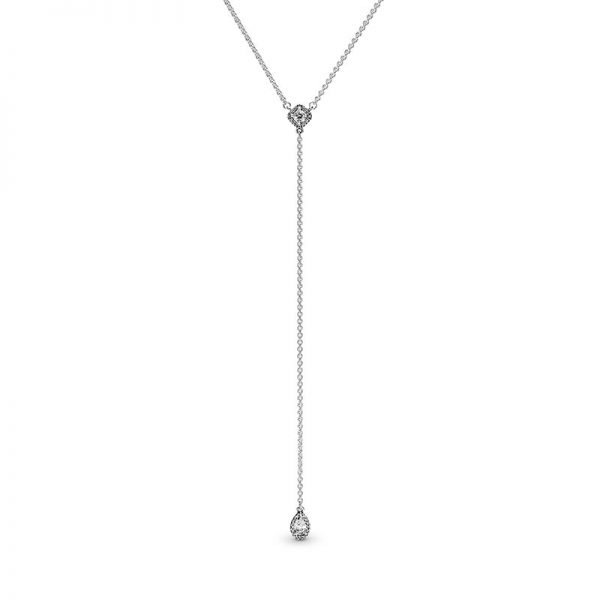 PANDORA Geometriska Former Y-halsband Halsband fri frakt på TeBoon.se