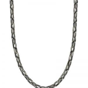 AROCK  ABBE Halsband GunMetal