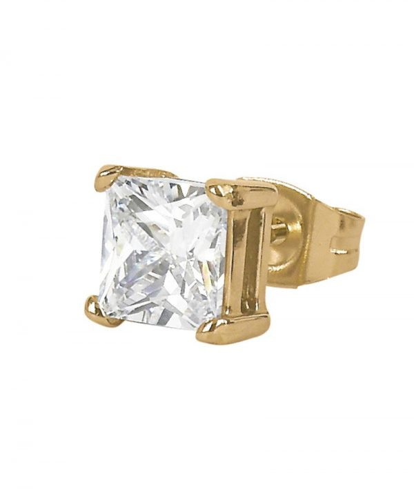 AROCK  KIM Örhänge Guld/Cristal