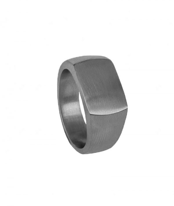 AROCK  Tom Ring GunMetal