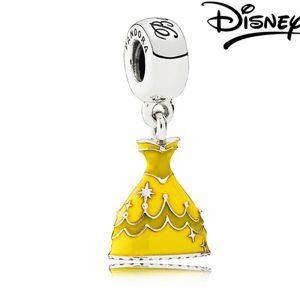 PANDORA Disney Belle's Dress Berlock