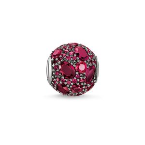 Thomas Sabo Karma Bead Red Fire