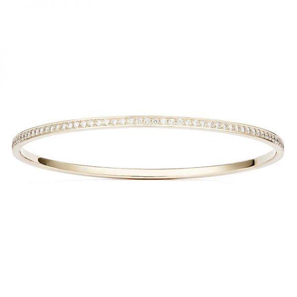 Confetti Armring 18 K Guld 2.32 ct Diamanter från Engelbert