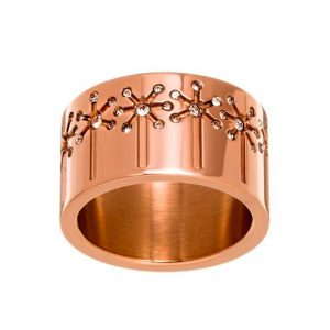 Dandelion Ring Rose Gold från Edblad