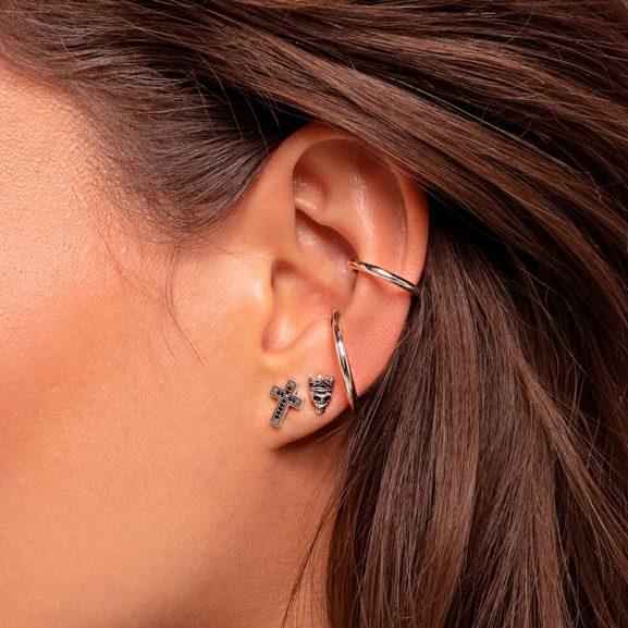 Ear Cuff Små Silver från Thomas Sabo