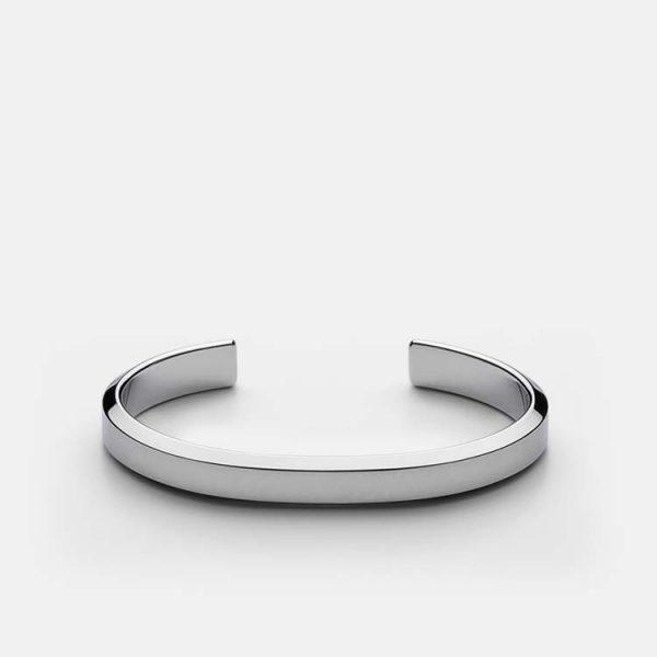 Icon Cuff - Steel från Skultuna