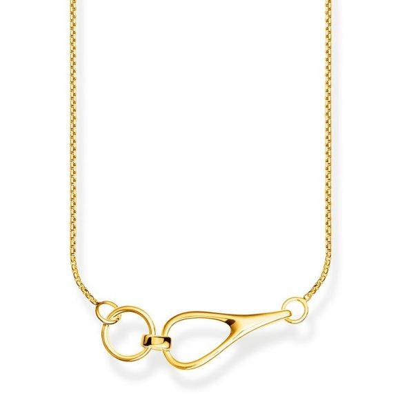 Halsband Heritage Guld från Thomas Sabo
