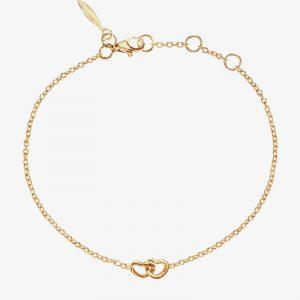 Drakenberg Sjölin Love bracelet gold