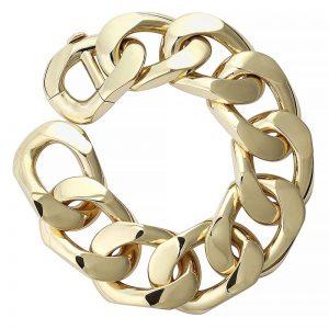 New York 66 Armband Kraftigt Guld från Engelbert