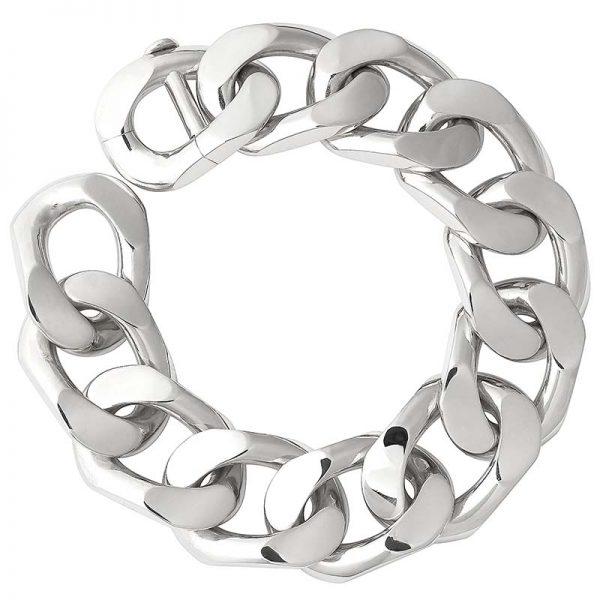 New York 66 Armband Vitguld från Engelbert