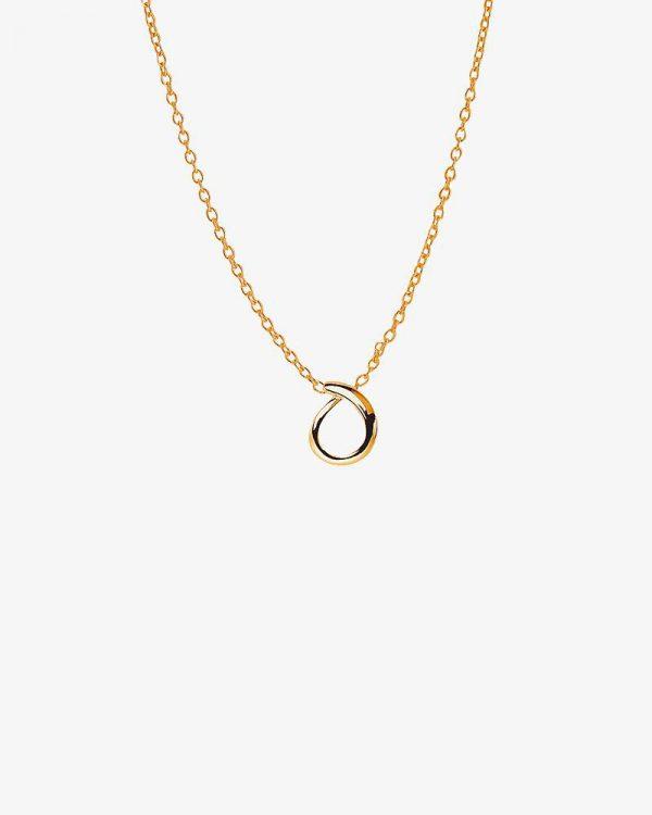 Drakenberg Sjölin Ocean Drop Necklace Gold