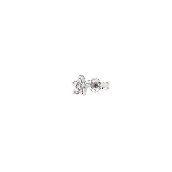 Petit Shapes Fleur 0,02 ct White Gold White Diamonds