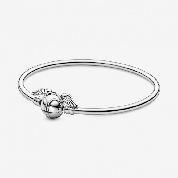 Harry Potter Golden Snitch Clasp Armring från PANDORA