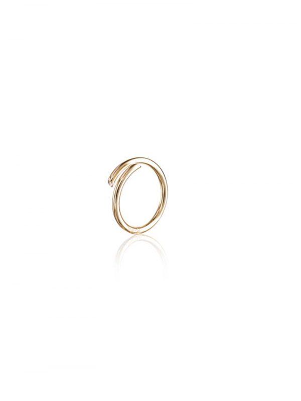 Hug Ring Gold från Efva Attling