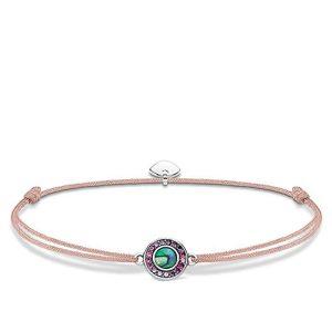 Little Secret Armband Rosa och Pärlemor från Thomas Sabo