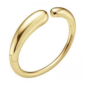 Mercy Armring Med Lås 18 K Guld från Georg Jensen