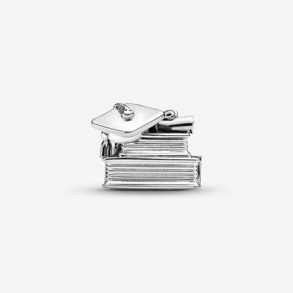 2020 Examen Böcker Berlock från Pandora