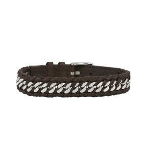 KIAN Bracelet Brown från Arock