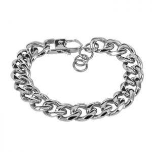 CESAR Bracelet Shiny Steel från Arock