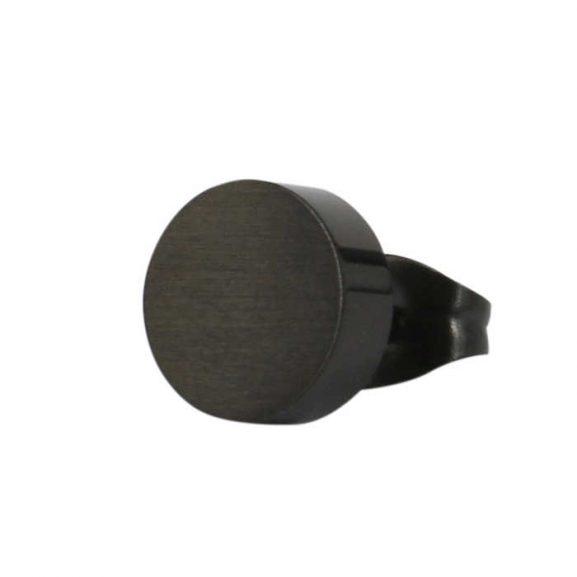 WALTER Stud Earring Black från Arock