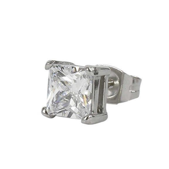 KIM Earring Steel/Crystal från Arock