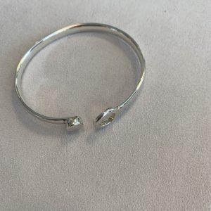 Vivianna Torun Bülow Hübe - Armring Silver Dot från Vivianna Torun Bülow Hübe