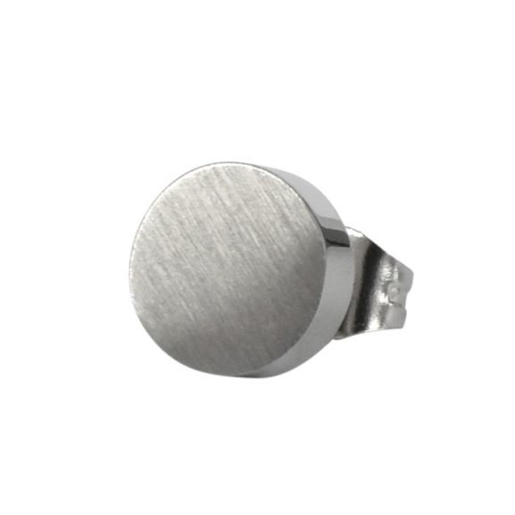 WALTER Stud Earrings Steel från AROCK
