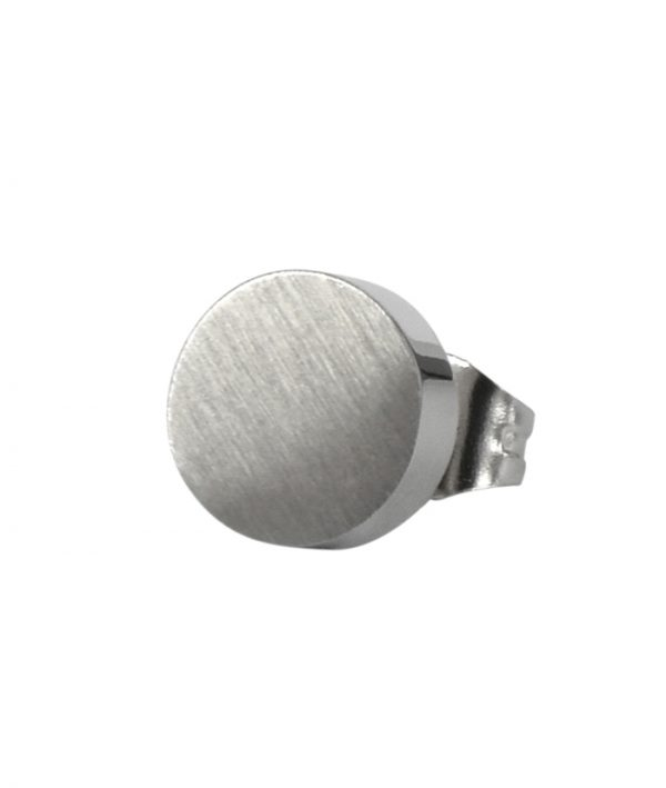 WALTER stud örhängen i stål - TeBoon.se