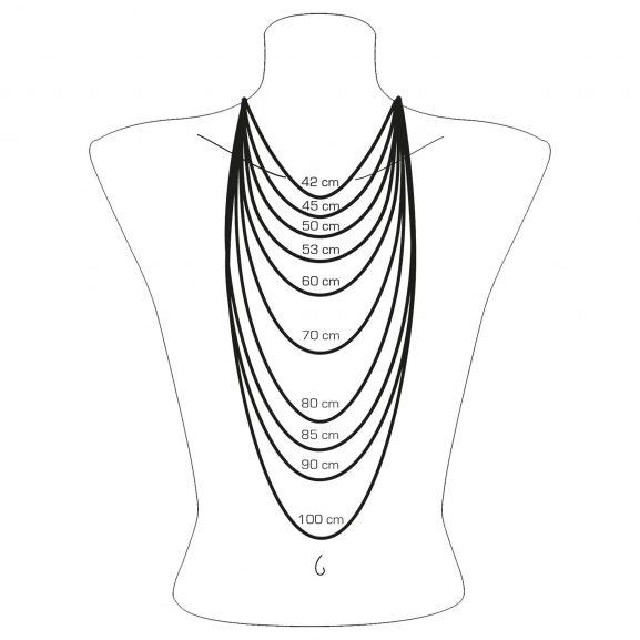Halsband med Stjärna Guld från Thomas Sabo