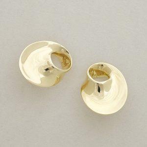 Möbius Örhängen 18k Guld  från Georg Jensen