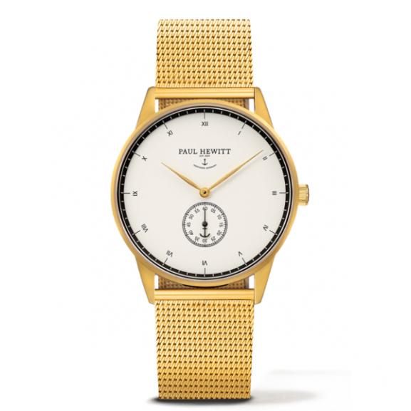 Signature Line Gold Watch från Paul Hewitt