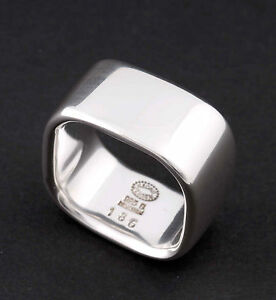 Square 186 Ring från Georg Jensen