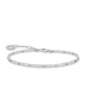 Armband Dubbelt Silver från Thomas Sabo