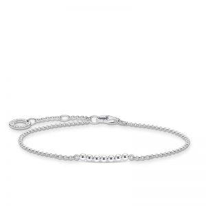 Armband med Kulor Silver från Thomas Sabo