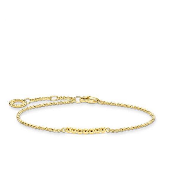 Armband med Kulor Guld från Thomas Sabo