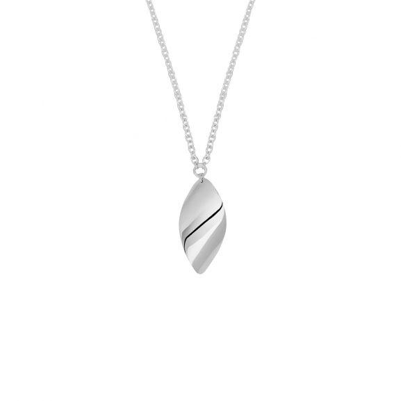 Aqua Small Single Necklace från Drakenberg Sjölin