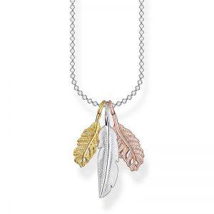 Halsband med Fjädrar från Thomas Sabo