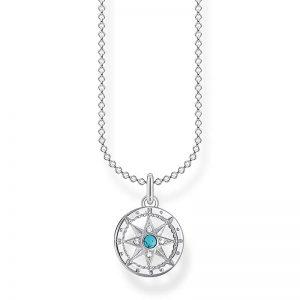 Halsband med Kompass från Thomas Sabo