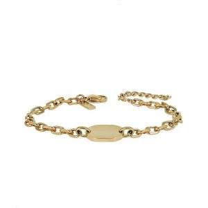 CHARLIE Armband Guld från AROCK