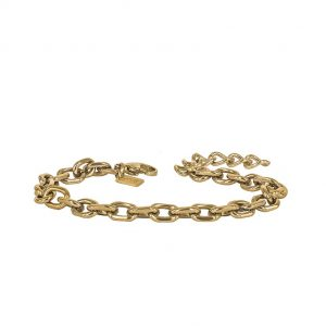 CHARLIE Kedja Armband Guld från AROCK