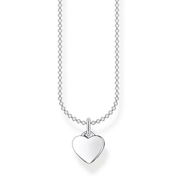 Halsband med Hjärta Silver från Thomas Sabo