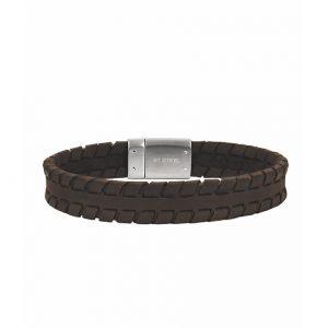 NICK Armband Brunt från AROCK