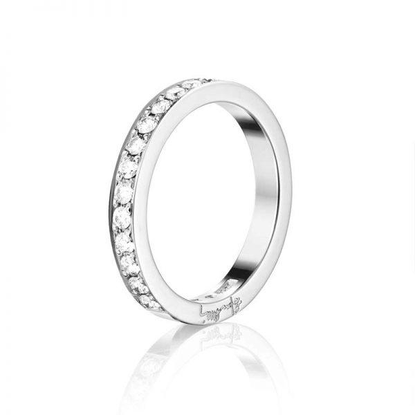 21 Stars & Signature Thin Ring Silver från Efva Attling