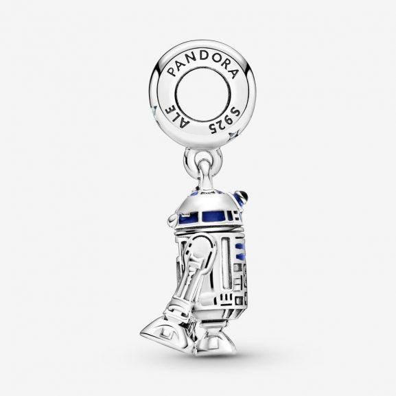 Star Wars R2-D2 Hängberlock från PANDORA
