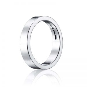 Irregular Slim Ring Silver från Efva Attling