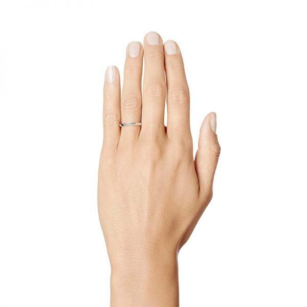 Paramour Thin Ring Silver från Efva Attling